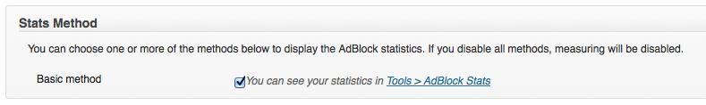 BlockAlyzer stat methods