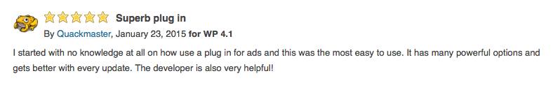 advanced ads 5 stars review