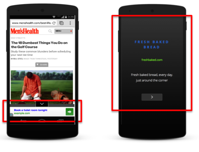 Adsense and Mobile Ads Screenshot