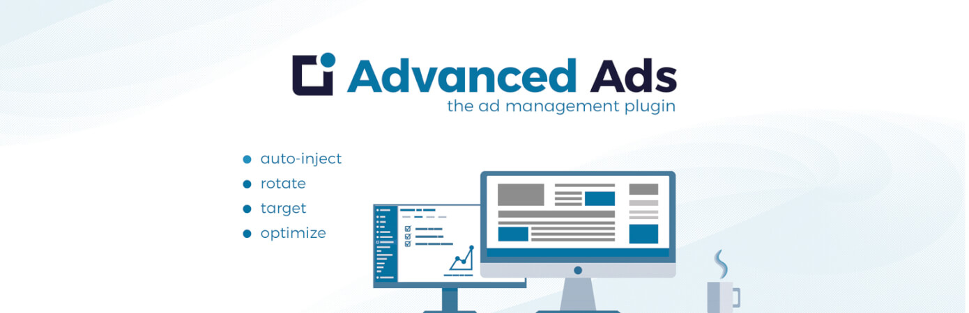 Advanced Ads plugin for the smooth integration of Google AdSense